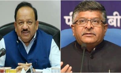 Harsh Vardhan, Javadekar, Prasad quit ahead of mega cabinet rejig