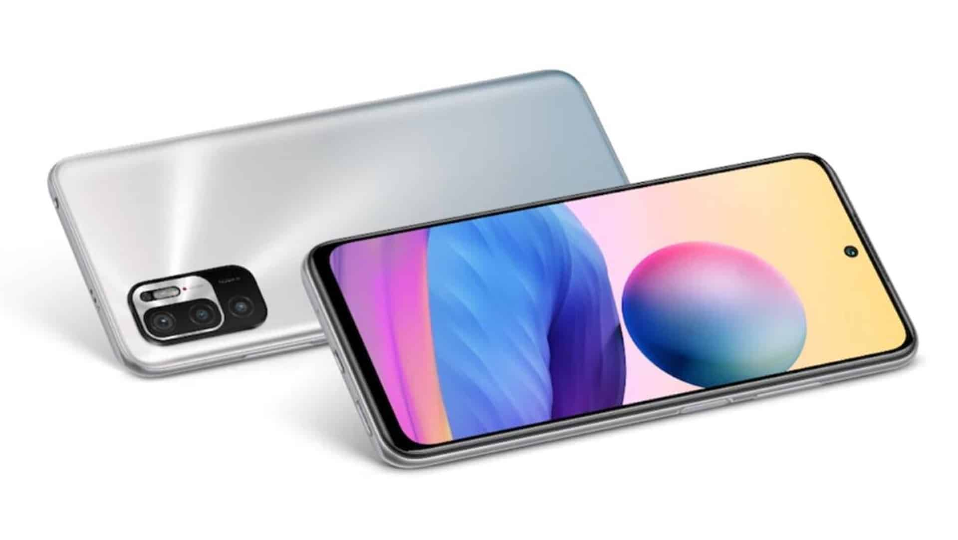 India's cheapest 5G phone Redmi Note 10T launched; Price, Specifications