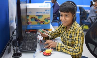A.I. Based EdTech start-up SP Robotic Works raises USD 3 mn in Series A funding
