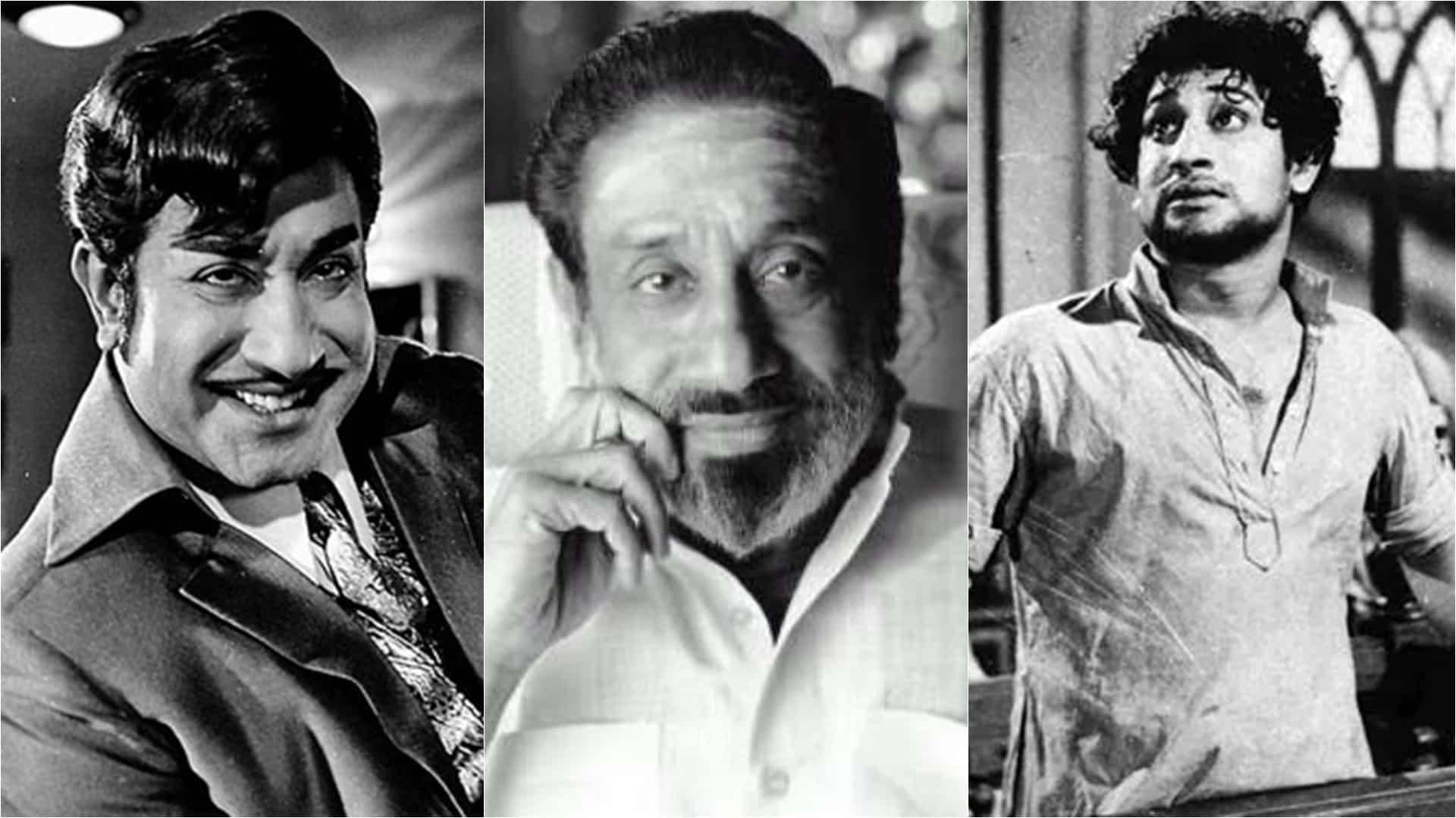 Remembering Sivaji Ganesan through his memorable performances