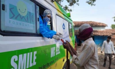 Smile Foundation's new campaign aims to provide 1 million protective kits to frontline health workers