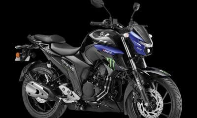 Yamaha FZ25 Monster Energy Moto GP Edition launched in India