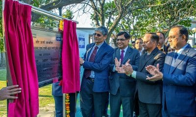 Heavy industries minister inaugurates EV charging station at Karnal in Haryana