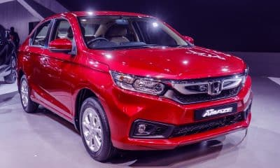 Honda drives in new Amaze with price starting at Rs 6.32 lakh