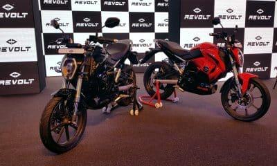Registration charge waiver for EVs to boost sales: Revolt Motors