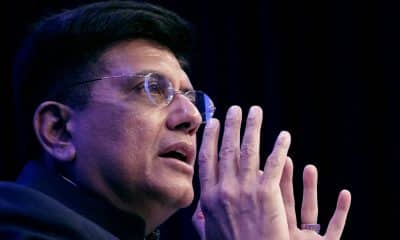 Indian exports at nearly USD 15 bn till mid-August: Goyal