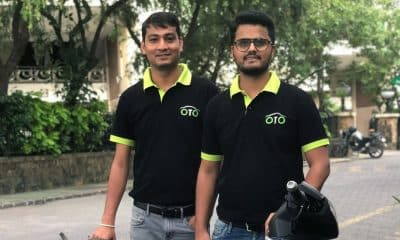 Two wheeler financing startup OTO Capital mops up USD 6 mn in Series A