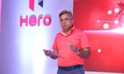 hero motorcorp chief Pawan Munjal