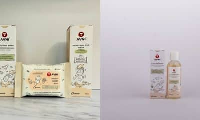 Avni launches a range of plant-based menstrual hygiene products