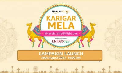 Amazon India launches Karigar Mela in partnership with Tribes India