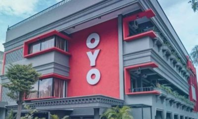 Oyo's valuation rises to USD 9.6 billion with Microsoft's $5 mn investment