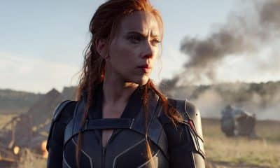 Disney accused of gendered character attack on Black Widow actress Scarlett Johansson