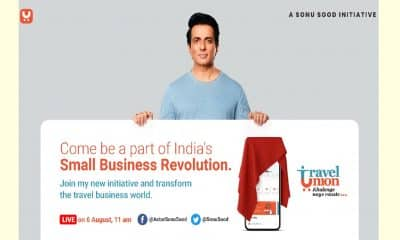 Sonu Sood launches travel tech startup Travel Union for rural entrepreneurs