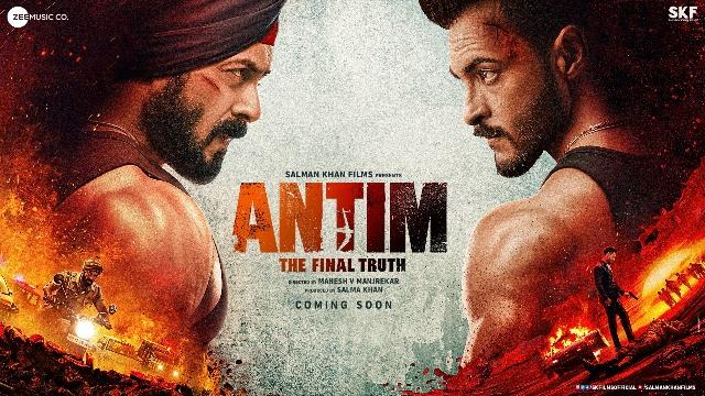 Salman Khan's Antim set for hybrid release on Zee5 and single screens across India