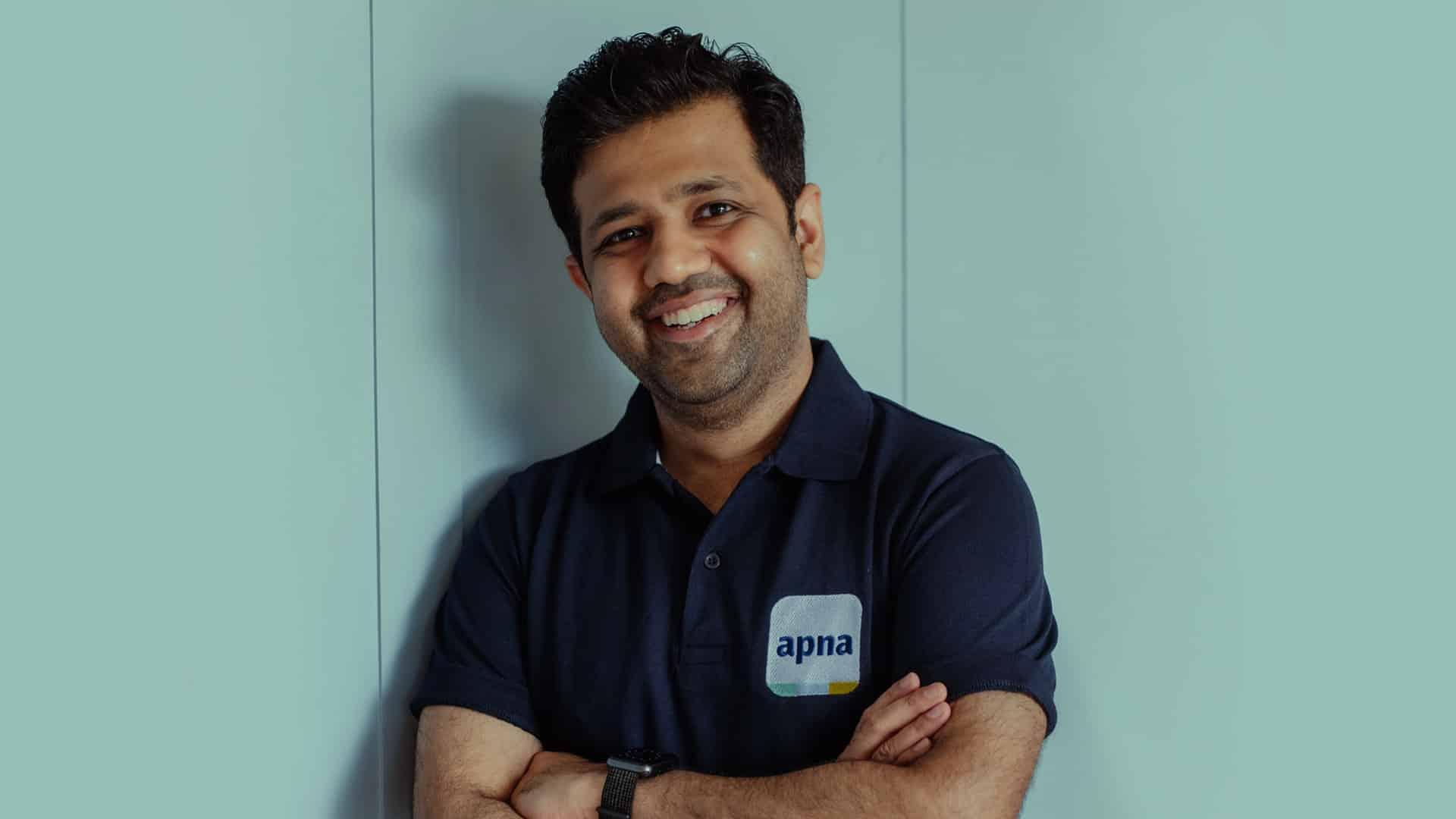 Blue-collar job App Apna enters unicorn club after USD 100 mn fundraise