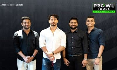 TTSF Cloud One launches Prowl Foods in collaboration with Tiger Shroff