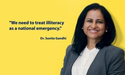 This former World Bank exec is pioneering a silent-revolution in India's education system