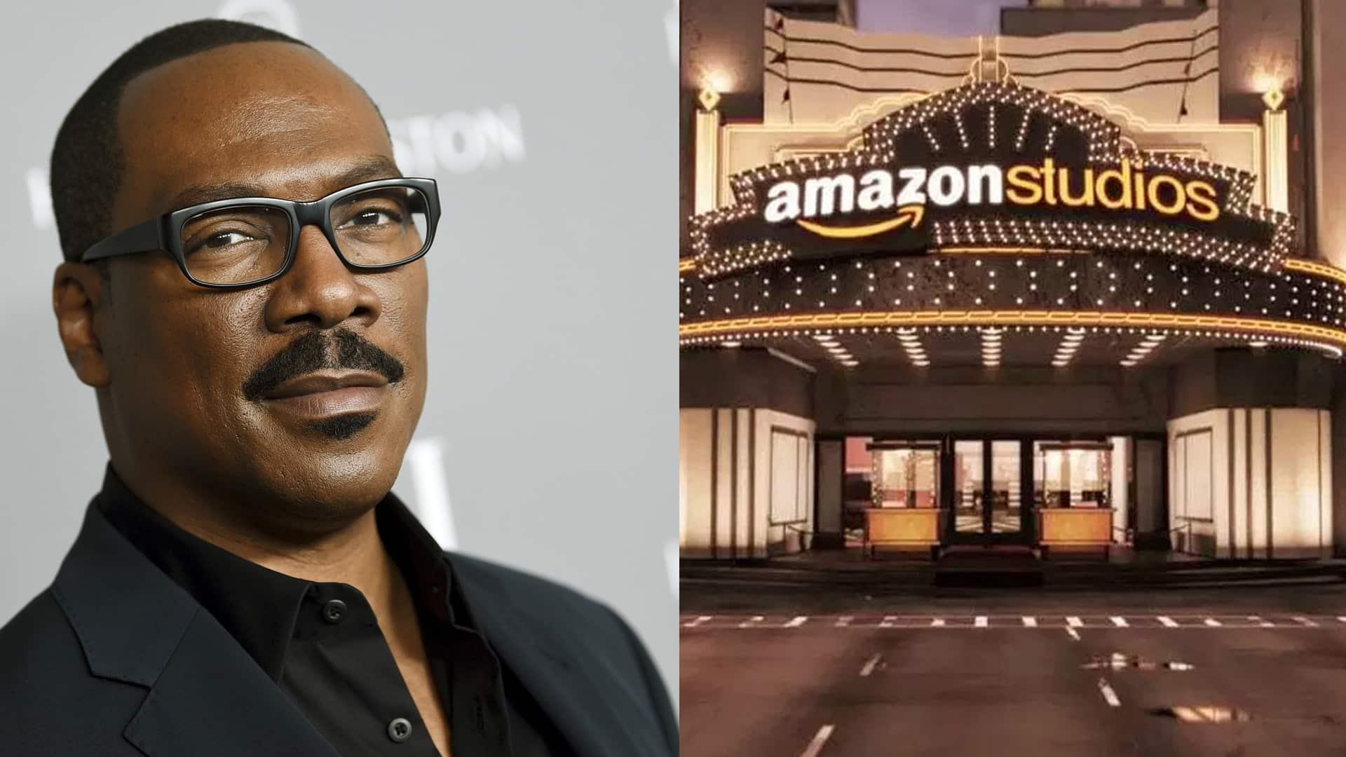 Eddie Murphy enters into three-picture and first-look film deal with Amazon