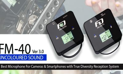 PhotoMarket launches mini wireless microphone FM40 in India for content creators