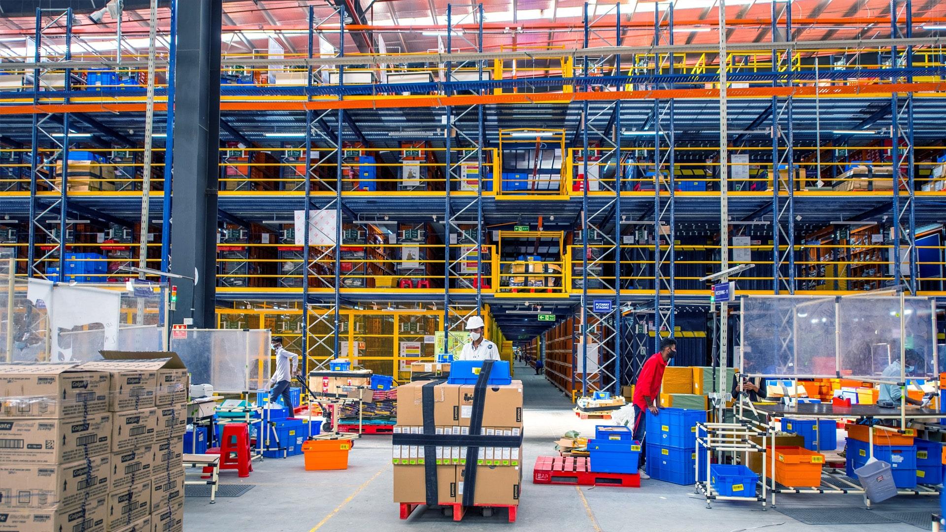 Flipkart adds 66 warehouses, sortation centres, creates 1.15 lakh seasonal job opportunities