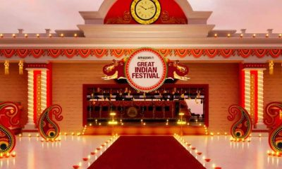 Amazon's Great Indian Festival to start from October 3