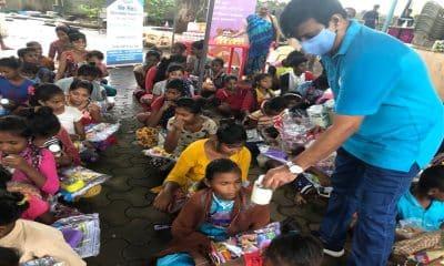 NutriBears Gummies gives underprivileged children an immune boost