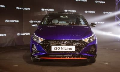 Hyundai launches 'i20 N Line' in India at Rs 9.84 lakh