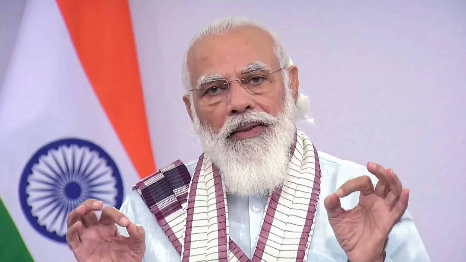 International travel should be made easier through mutual recognition of vaccine certificates: PM Modi
