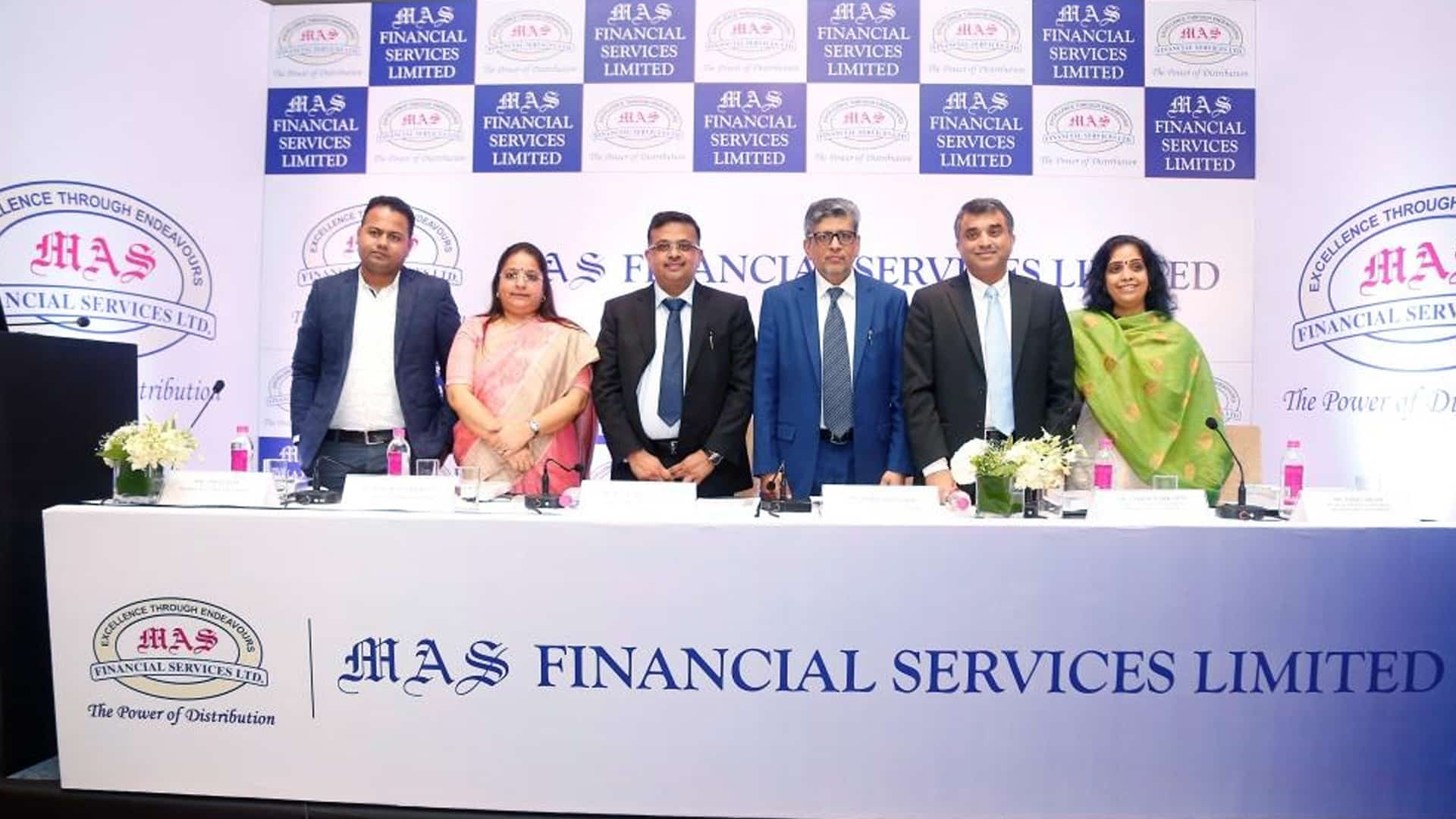 MAS Financial Services announces co-lending partnership with Bank of India for MSME Loans