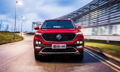 MG Motor reports 51 pc rise in retail sales at 4,315 units for August