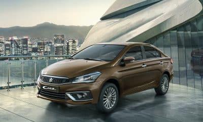Maruti Ciaz crosses cumulative sales milestone of 3 lakh units