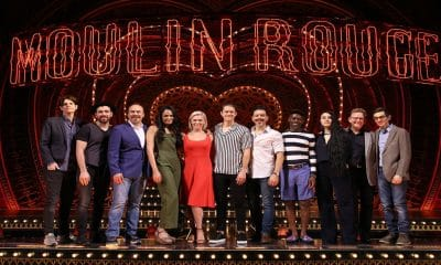 Moulin Rouge sweeps up 10 trophies at 74th Annual Tony Awards