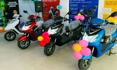 Okaya launches electric scooter Freedum at Rs 69,900