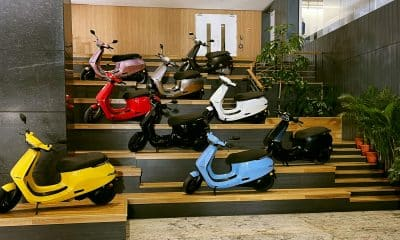 Ola sold electric scooters worth Rs 1100 cr in two days