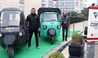 Omega Seiki Mobility unveils electric small commercial vehicle