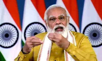 PM Modi launches 35 special crop varieties to address climate change, malnutrition