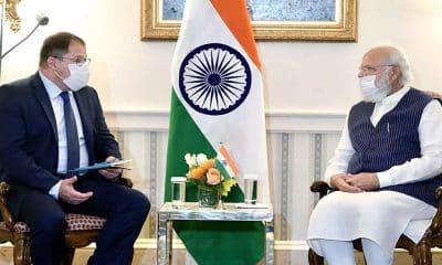 PM Modi meets top American CEOs; invites them to invest in India