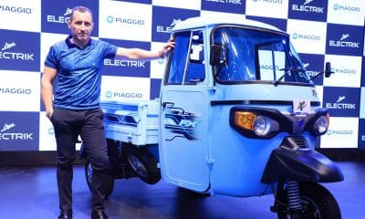 Piaggio inks pact with MoEVing to supply EVs