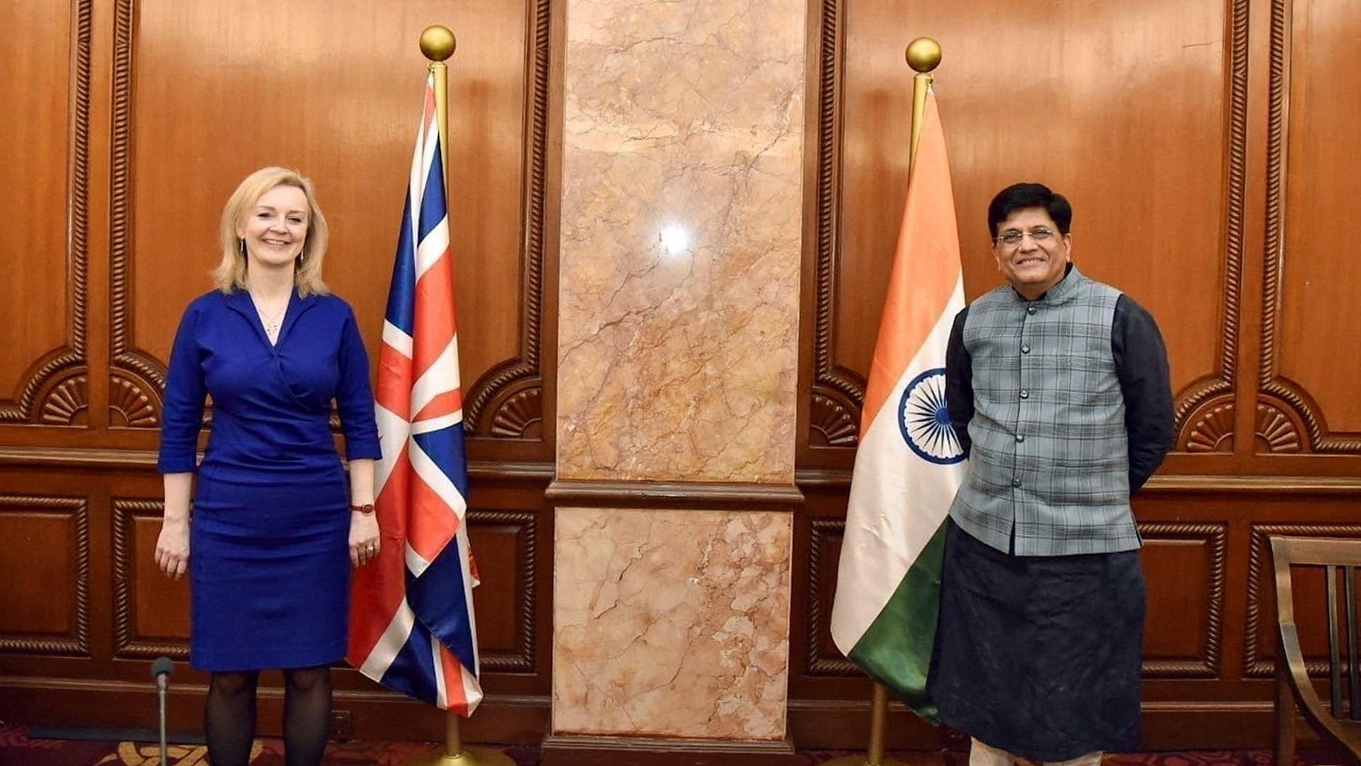 Piyush Goyal, Liz Truss talks to decide next steps for UK-India trade deal