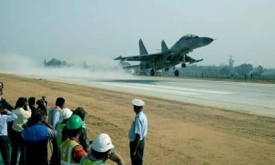 Rajnath Singh, Nitin Gadkari to inaugurate emergency landing field in Barmer on Sep 9