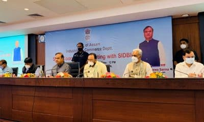 SIDBI tie-up with Assam govt to provide lending support to MSMEs