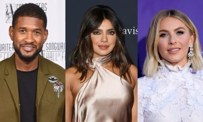 Priyanka Chopra and Usher with Julianne Hough to co-host The Activist