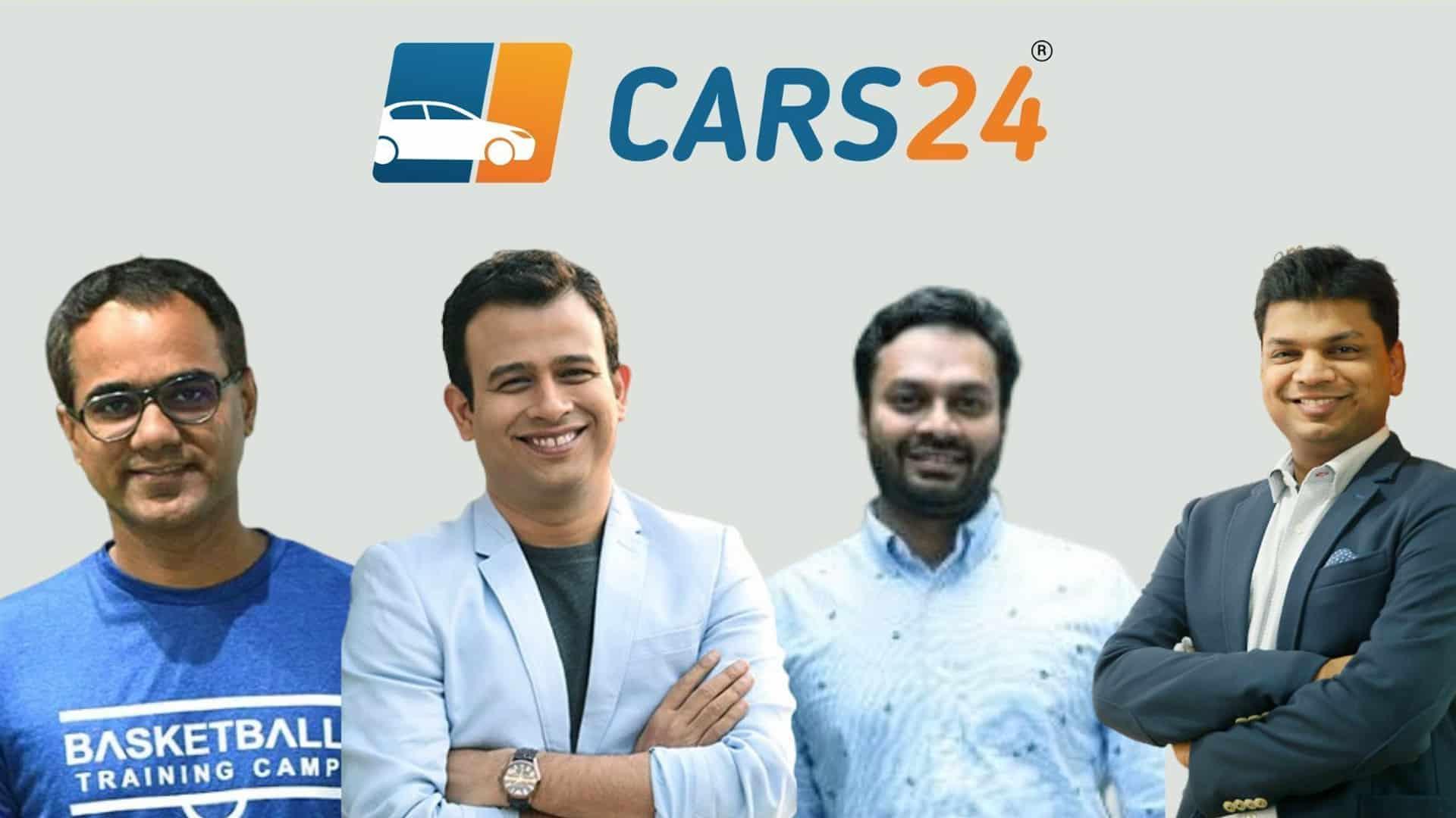 Used vehicle platform CARS24 raises USD 450 mn at USD 1.84 bn valuation