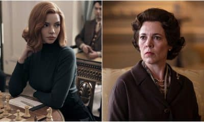 Emmy Winners 2021: 'The Crown' sweeps the night, 'The Queen's Gambit' wins limited series