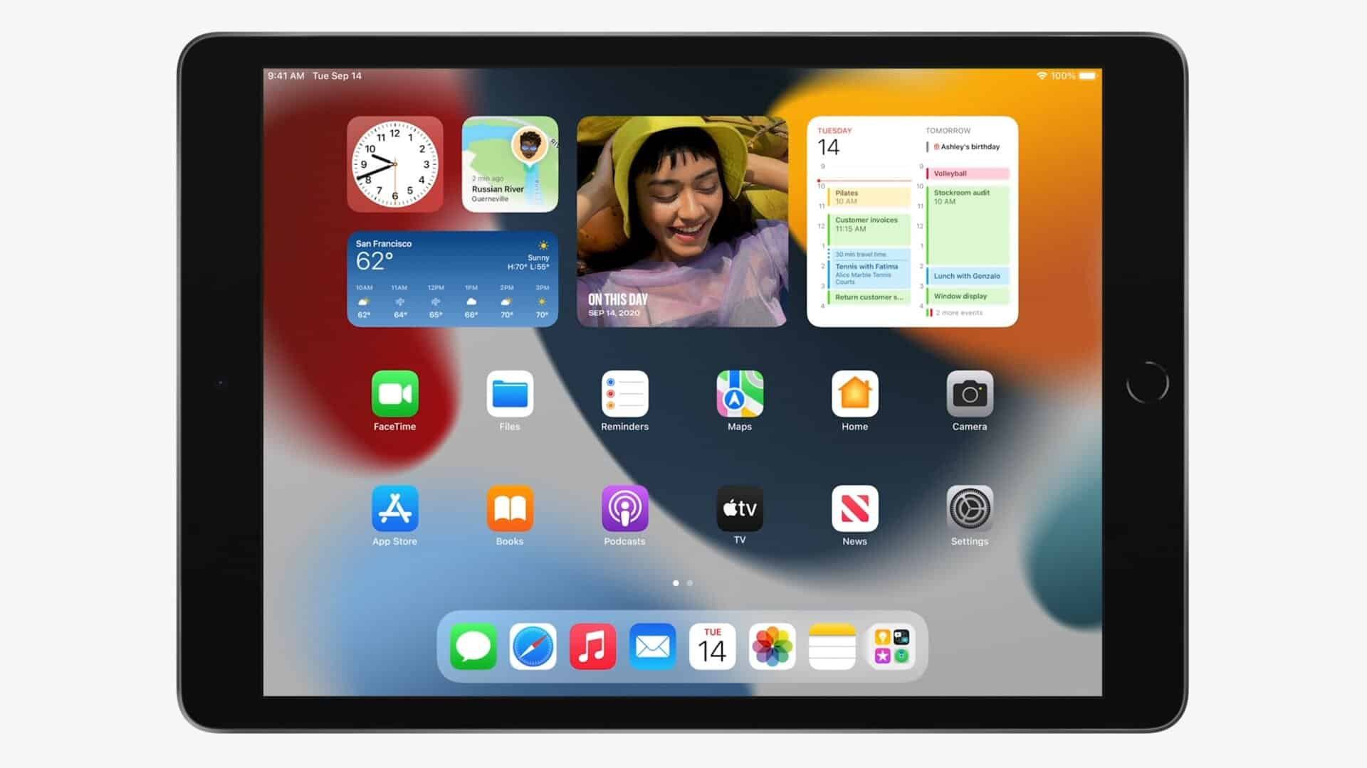 Apple's iPad gets update with faster A13 processor
