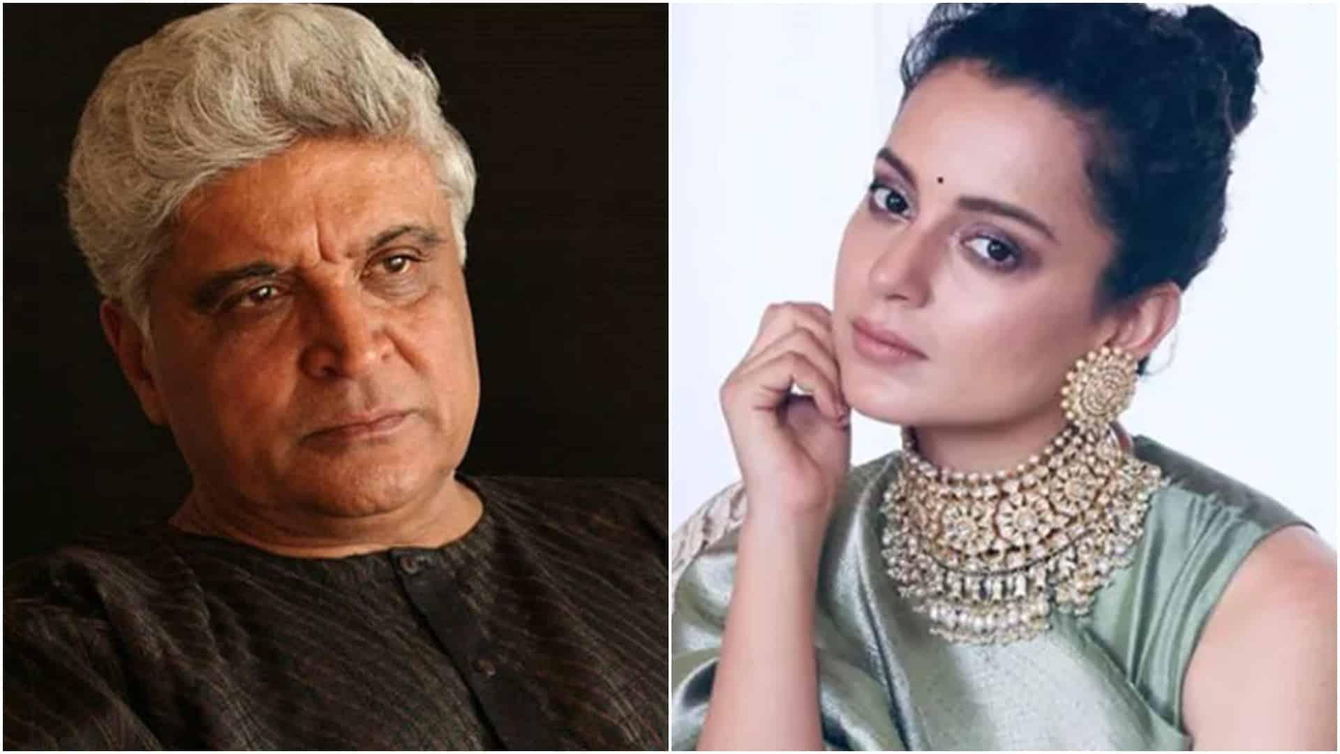 Bombay HC rejects Kangana Ranaut's plea to quash defamation case by Javed Akhtar