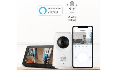 KENT launches smart Wi-Fi Camera 'HomeCam 360'