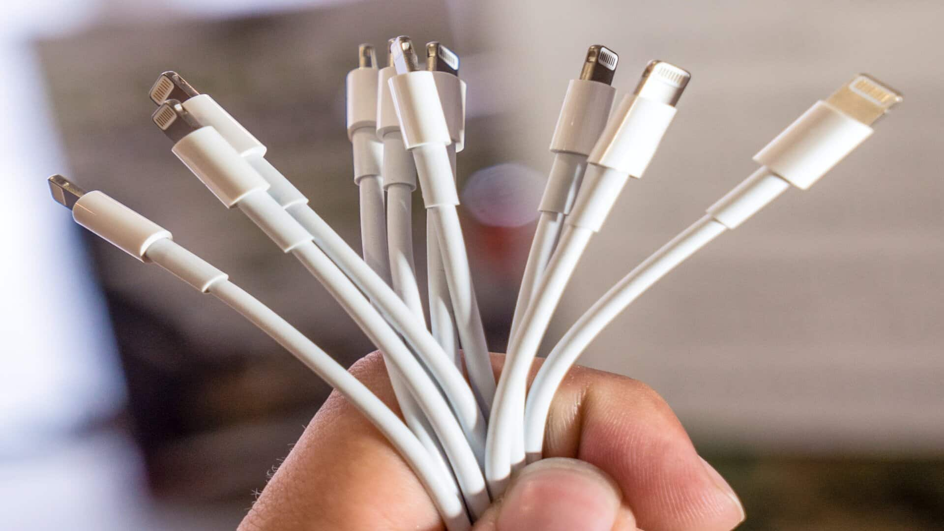 EU new law for common charger for smartphones to impact iPhone