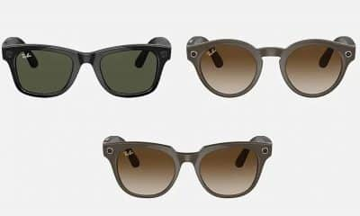 Facebook, Ray-Ban launch Smart Glasses with dual cameras, speakers