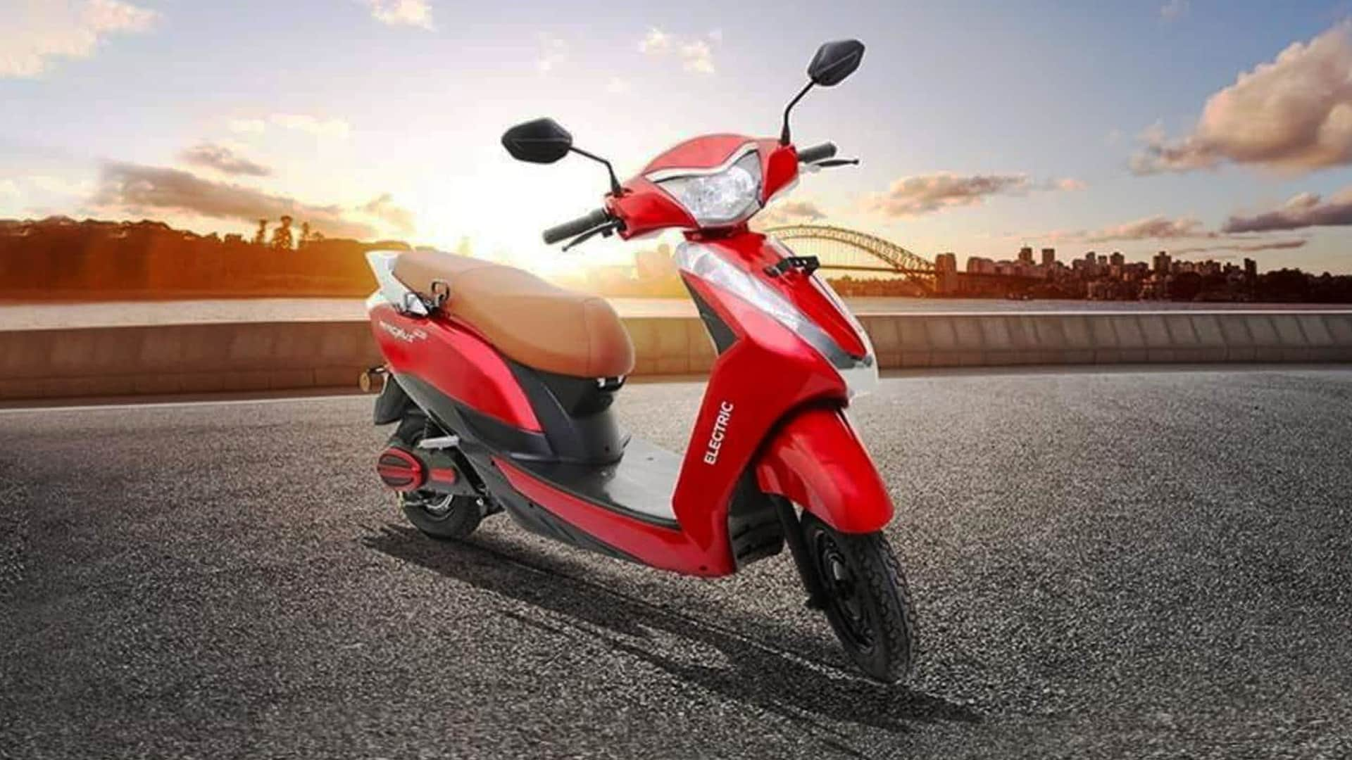 Ampere launches Magnus EX e-scooter with 121 km range at Rs 68,999